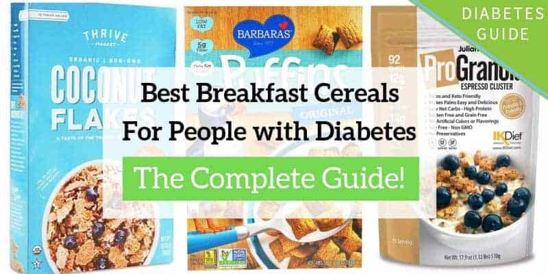 Best Breakfast Cereals for Diabetics