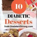 10 Easy diabetic desserts