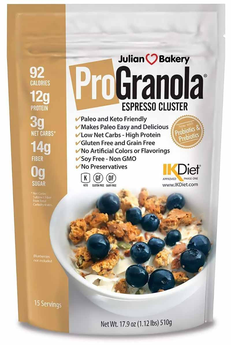 Julian's Bakery ProGranola