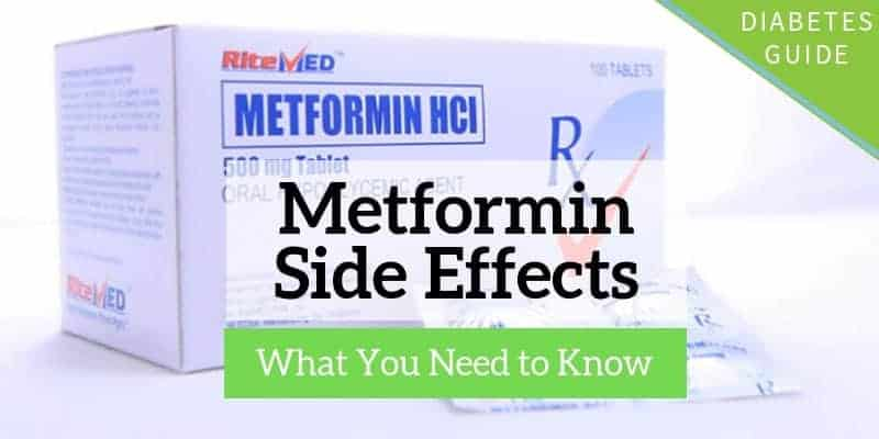 Metformin Side Effects: What You Need to Know | Diabetes Strong