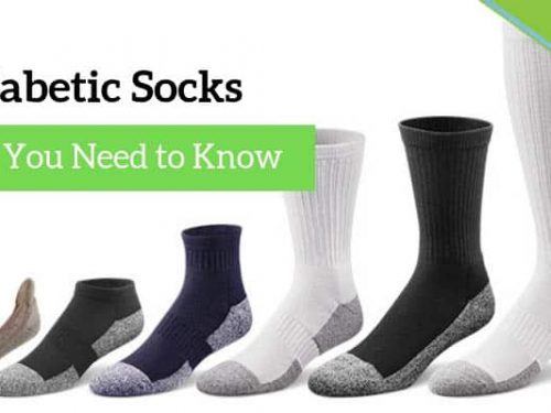 Diabetic Socks - Everything you need to know