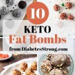 10 Delicious Keto fat Bomb Recipes