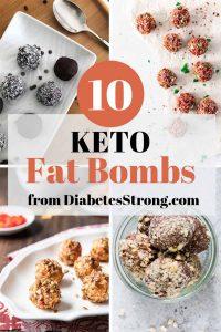10 Delicious Keto fat Bomb Recipes