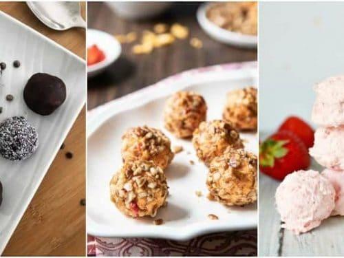 10 Delicious Keto Fat Bombs