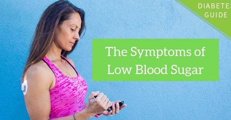 Symptoms of Low Blood Sugar (Hypoglycemia)