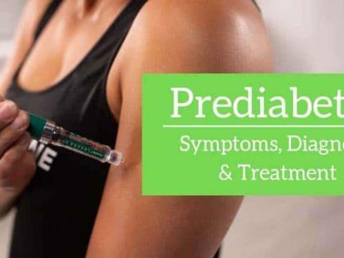 Prediabetes - Symptoms, Diagnosis & Treatment Options