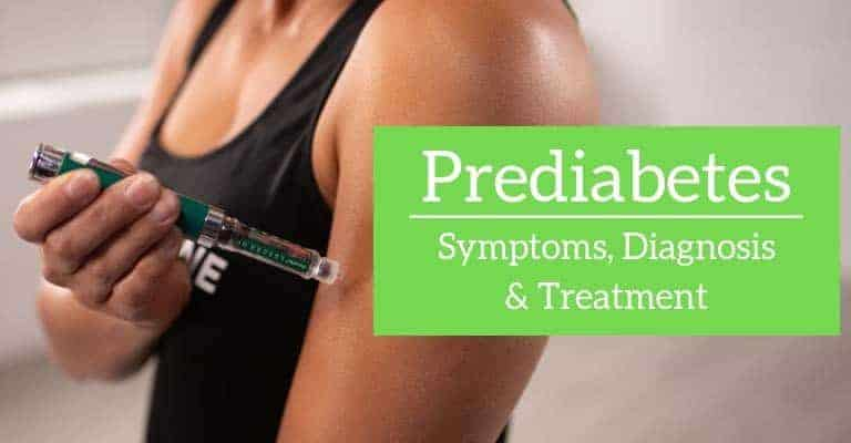 Prediabetes - Symptoms, Diagnosis & Treatment Options