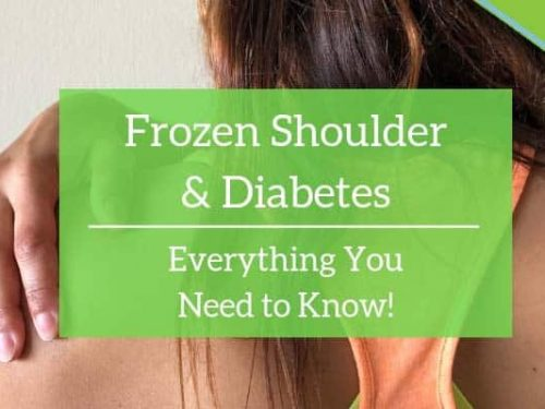 Frozen Shoulder & Diabetes