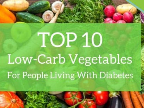 The top 10 low-carb vegetables for people living with diabetes