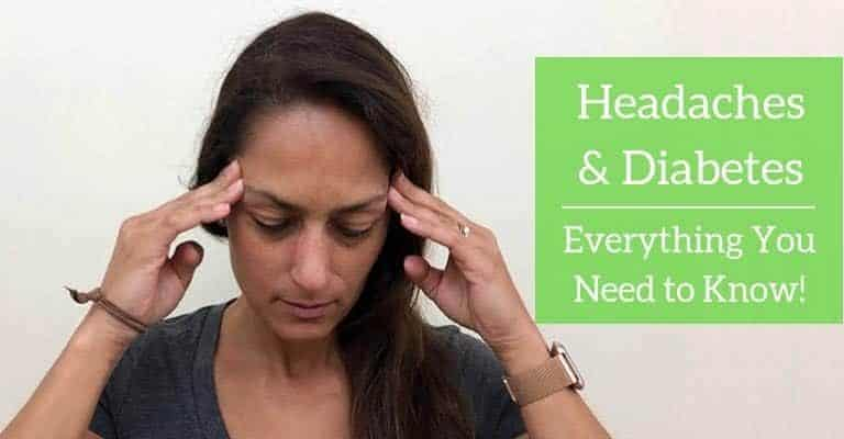 Diabetes & Headaches - Does diabetes cause headaches?