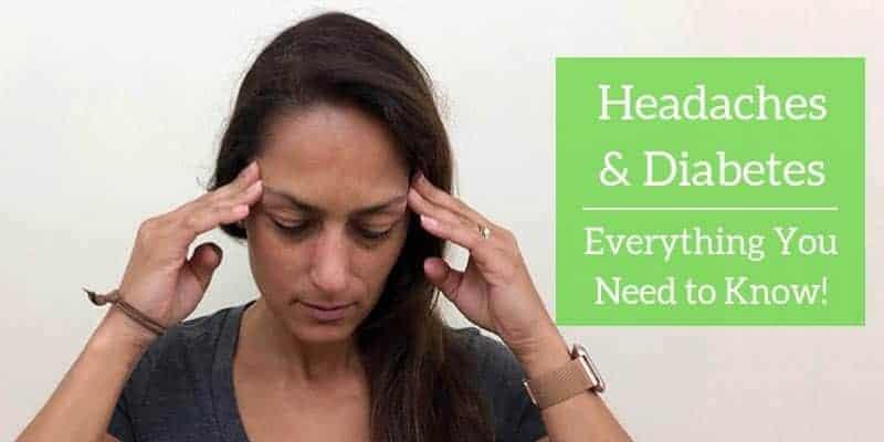 Diabetes & Headaches - Does diabetes cause headaches?