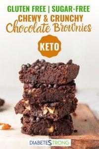 Keto chocolate brownies