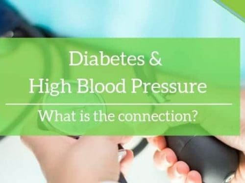 Diabetes & High Blood Pressure (Hypertension)