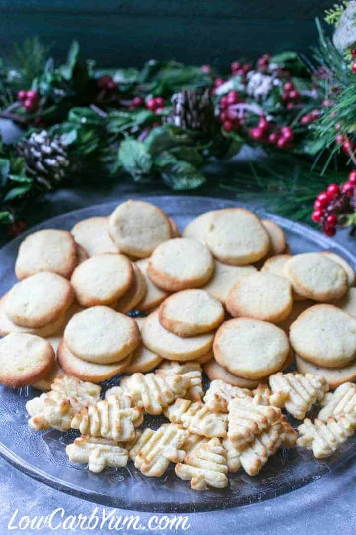 10 Diabetic Cookie Recipes Low Carb Sugar Free