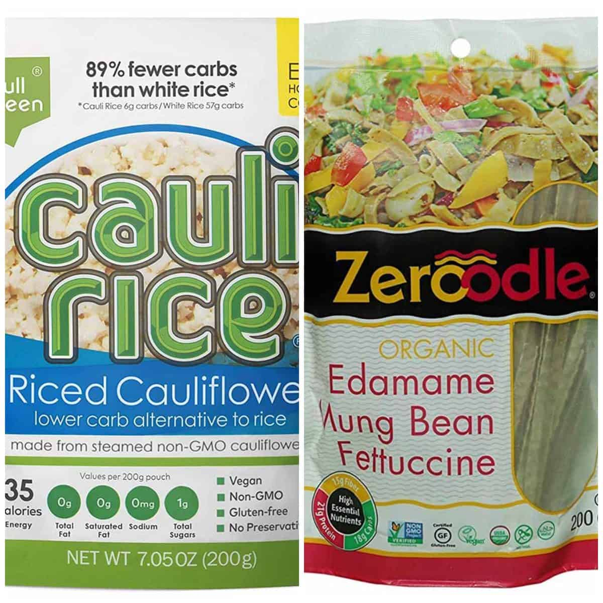 5 Low Carb Alternatives To White Rice Diabetes Strong