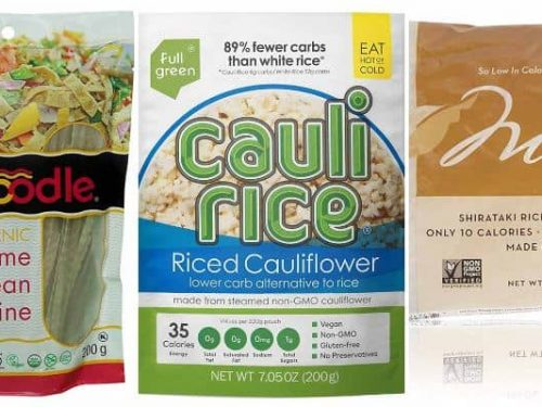Rice Alternatives
