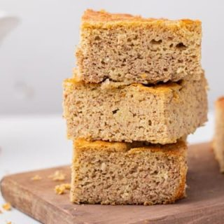 Featured image for the keto cornbread