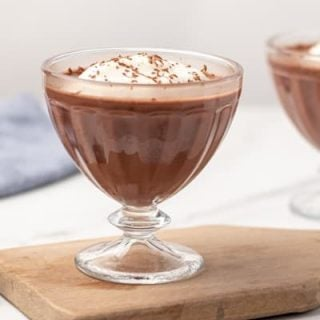 featured image for low-carb pudding