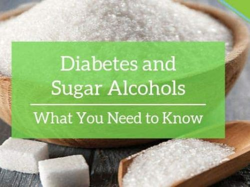 Diabetes & Sugar Alcohols