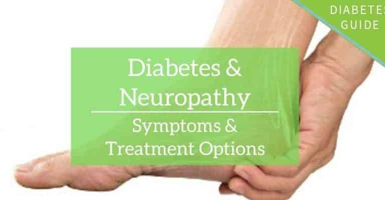 Diabetic Neuropathy: Symptoms & Treatment Options