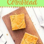 Low-carb cornbread