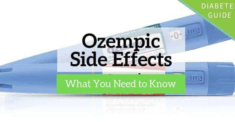 Ozempic side effects