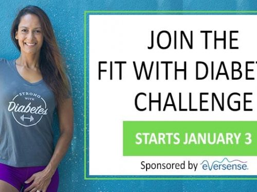 Fit WIth Diabetes Challenge