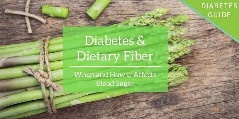 Diabetes & Dietary Fiber