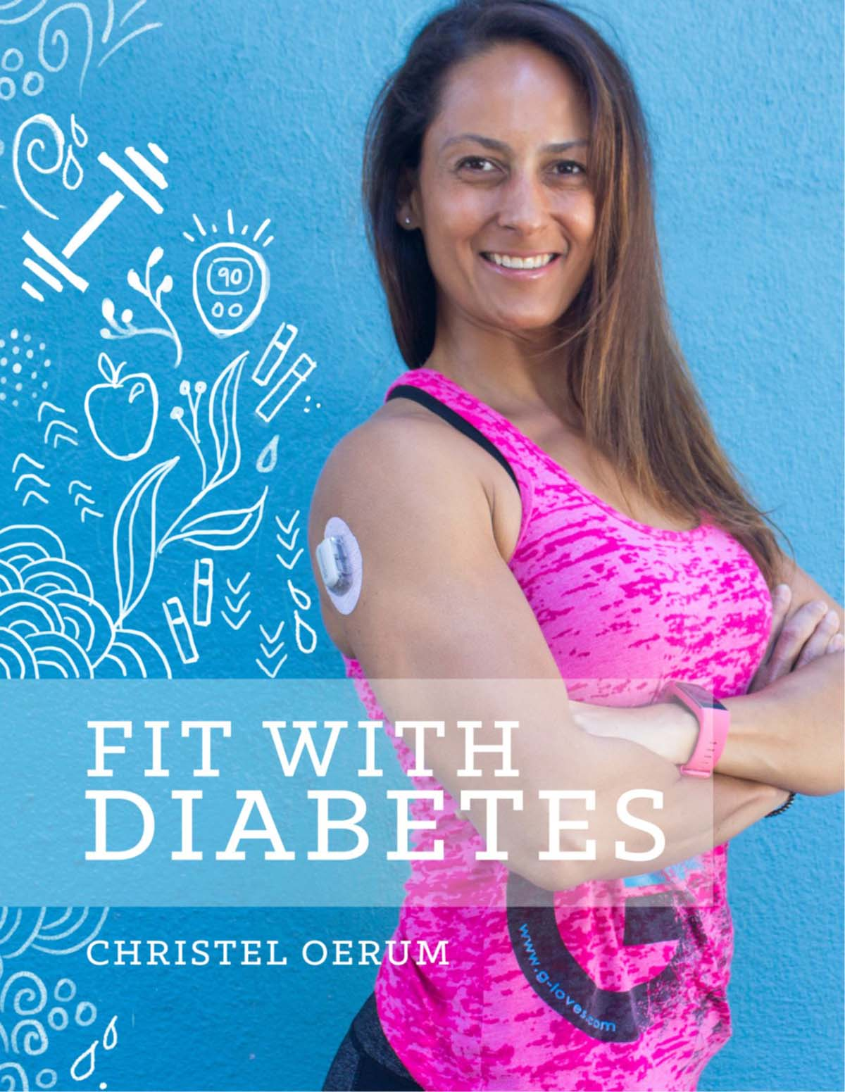 Cover of Fit With Diabetes