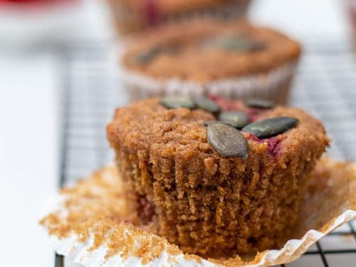muffin recipes featured image
