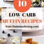10 low-carb muffin recipes