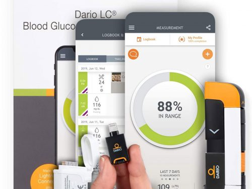 Dario Glucose Monitoring System