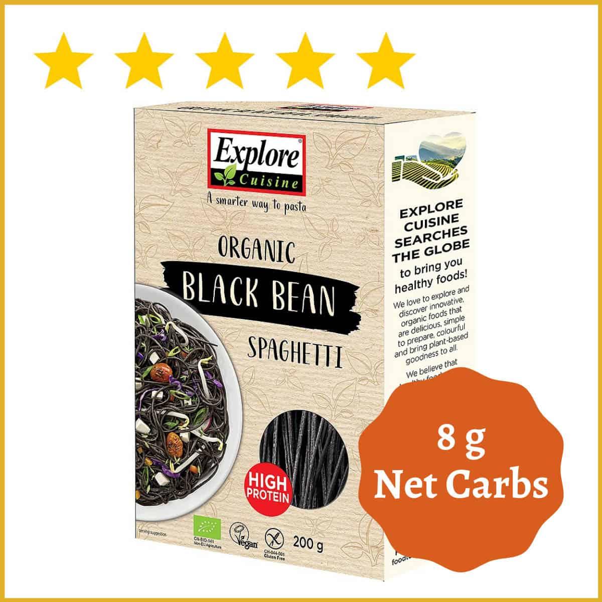 Explore Black Bean Spaghetti
