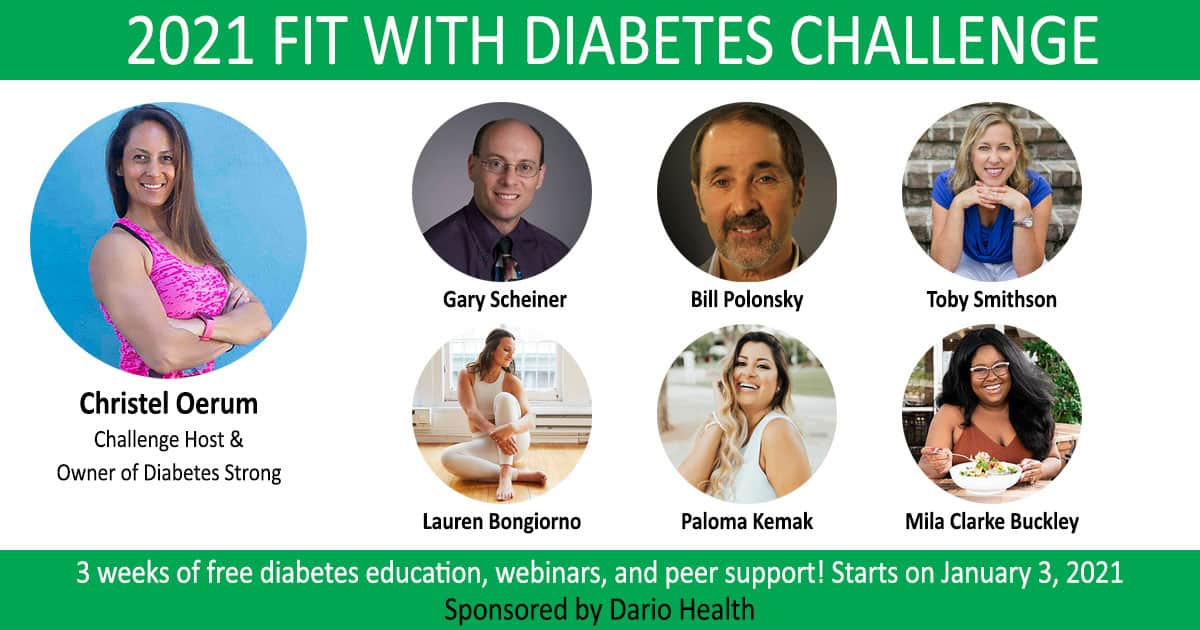 Contributors to the Fit With Diabetes Challenge