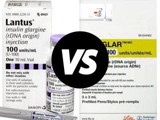 Basaglar vs Lantus: What's The Difference?