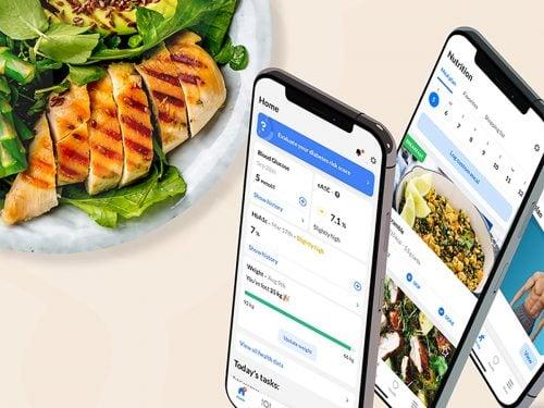 Custom Meal Plan And Diabetes Management App